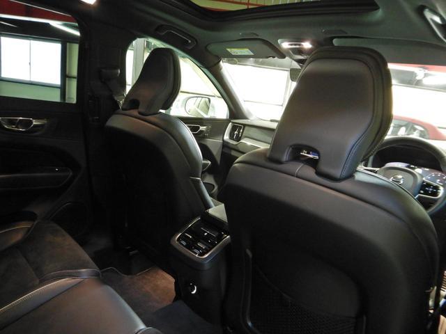 T6 AWD Rデザイン ワンオーナー パノラマスライディングサンルーフ ファインナッパレザーコンビネーションシート 21インチAW 360度カメラ(21枚目)