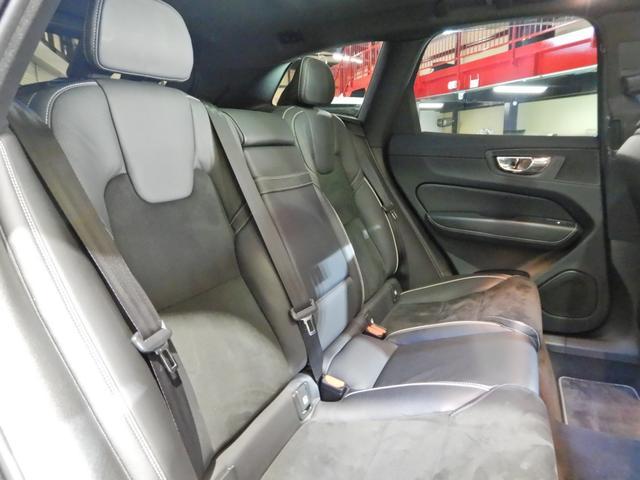T6 AWD Rデザイン ワンオーナー パノラマスライディングサンルーフ ファインナッパレザーコンビネーションシート 21インチAW 360度カメラ(22枚目)
