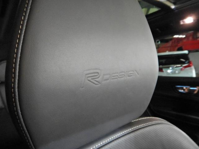 T6 AWD Rデザイン ワンオーナー パノラマスライディングサンルーフ ファインナッパレザーコンビネーションシート 21インチAW 360度カメラ(34枚目)