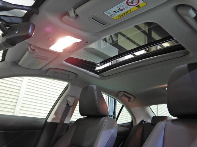 IS300h ムーンルーフ LEDヘッドランプ SDナビゲーション リアビューカメラ ファブリック/Ltexシート シートヒーティング 18インチAW(11枚目)