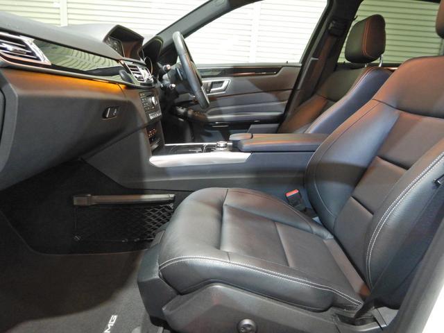 E220ブルーテック アバンギャルド ワンオーナー 黒本革シート 全席シートヒーター レーダーセーフティ 360度カメラ LEDヘッドライト HDDナビゲーションシステム(9枚目)