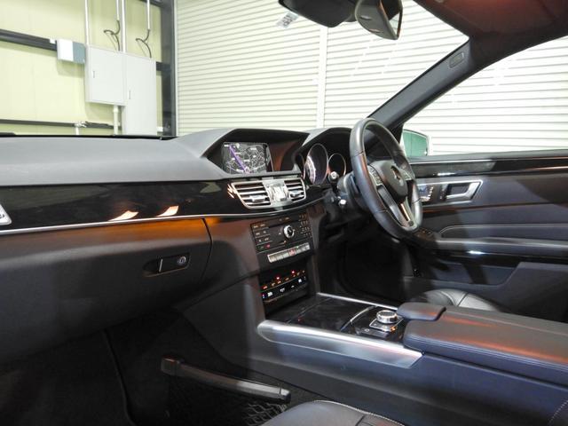 E220ブルーテック アバンギャルド ワンオーナー 黒本革シート 全席シートヒーター レーダーセーフティ 360度カメラ LEDヘッドライト HDDナビゲーションシステム(10枚目)