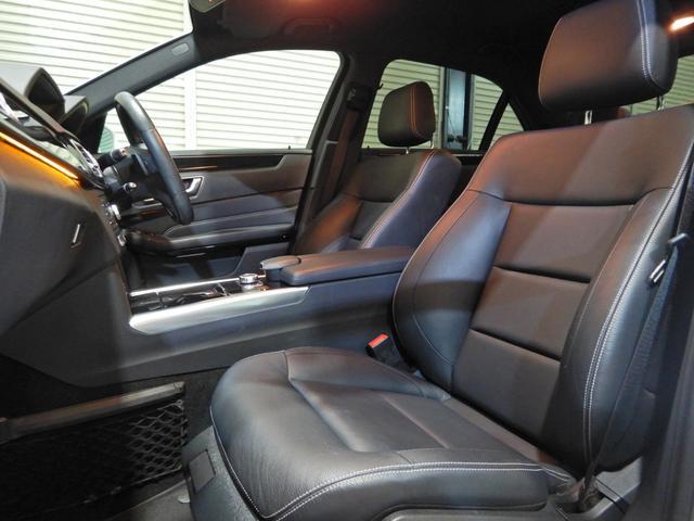 E220ブルーテック アバンギャルド ワンオーナー 黒本革シート 全席シートヒーター レーダーセーフティ 360度カメラ LEDヘッドライト HDDナビゲーションシステム(11枚目)