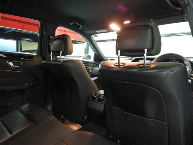 E220ブルーテック アバンギャルド ワンオーナー 黒本革シート 全席シートヒーター レーダーセーフティ 360度カメラ LEDヘッドライト HDDナビゲーションシステム(19枚目)