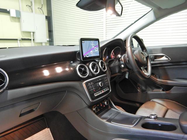 CLA180 シューティングブレーク AMGスタイル レーダーセーフティ ハーフレザーシート シートヒーター キーレスゴー LEDヘッドライト 18インチAMGホイール HDDナビ リアビューカメラ(10枚目)