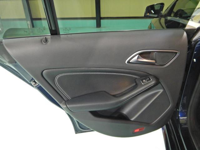 CLA180 シューティングブレーク AMGスタイル レーダーセーフティ ハーフレザーシート シートヒーター キーレスゴー LEDヘッドライト 18インチAMGホイール HDDナビ リアビューカメラ(12枚目)
