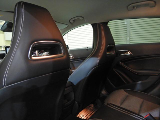 CLA180 シューティングブレーク AMGスタイル レーダーセーフティ ハーフレザーシート シートヒーター キーレスゴー LEDヘッドライト 18インチAMGホイール HDDナビ リアビューカメラ(14枚目)
