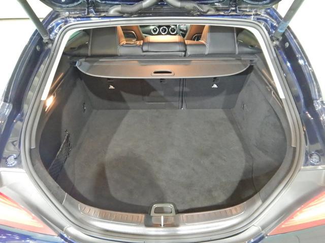 CLA180 シューティングブレーク AMGスタイル レーダーセーフティ ハーフレザーシート シートヒーター キーレスゴー LEDヘッドライト 18インチAMGホイール HDDナビ リアビューカメラ(16枚目)