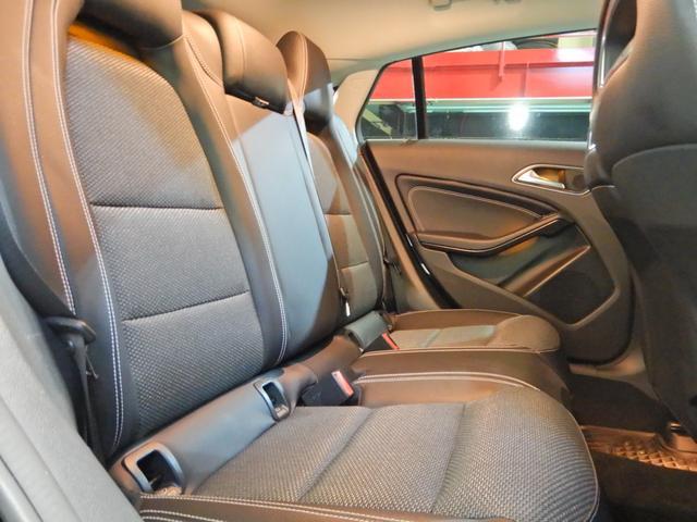 CLA180 シューティングブレーク AMGスタイル レーダーセーフティ ハーフレザーシート シートヒーター キーレスゴー LEDヘッドライト 18インチAMGホイール HDDナビ リアビューカメラ(21枚目)