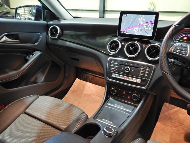 CLA180 シューティングブレーク AMGスタイル レーダーセーフティ ハーフレザーシート シートヒーター キーレスゴー LEDヘッドライト 18インチAMGホイール HDDナビ リアビューカメラ(23枚目)