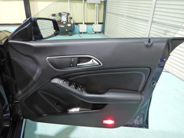 CLA180 シューティングブレーク AMGスタイル レーダーセーフティ ハーフレザーシート シートヒーター キーレスゴー LEDヘッドライト 18インチAMGホイール HDDナビ リアビューカメラ(24枚目)