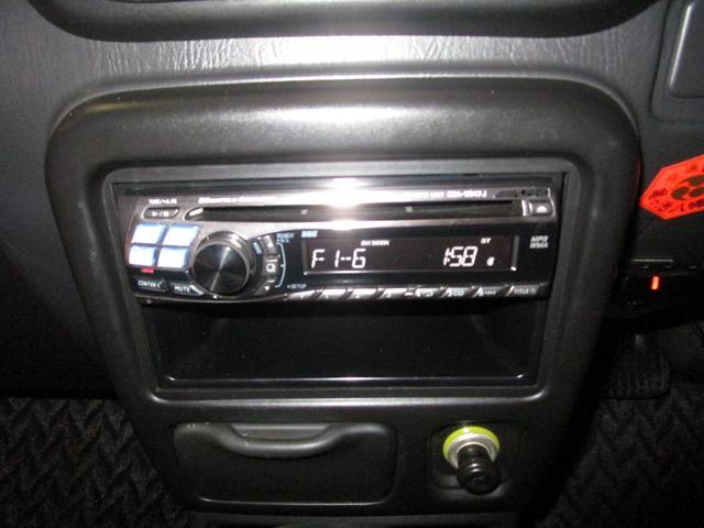 ダイハツ ミラ TAスペシャル社外AW 車高調 社外キーレス 社外オーディオ