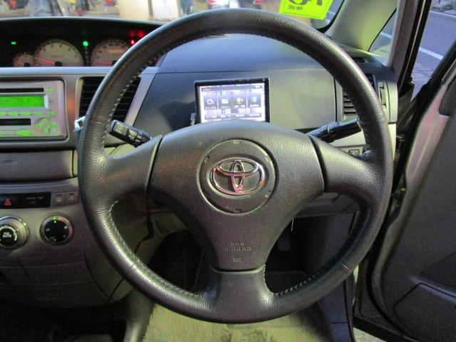 トヨタ ノア S Vセレクション ポータブル1セグナビ 両側スライド