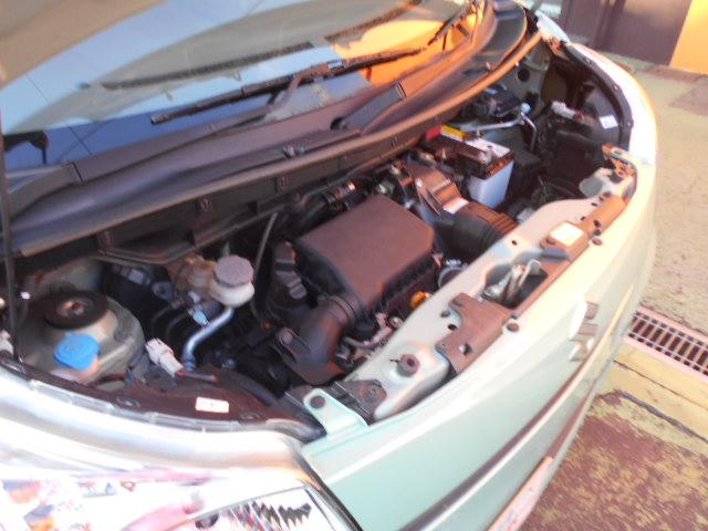 T 1オーナー カロッツェリアメモリーナビ フルセグ CD DVD Bluetooth ETC ターボ車 左パワースライドドア アイドリングストップ(11枚目)