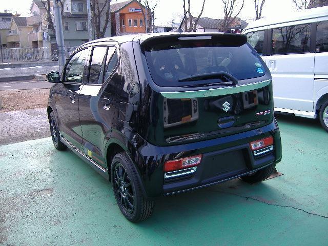 4WD ターボ 届出済未使用車 ワイドナビ フルセグTV(3枚目)
