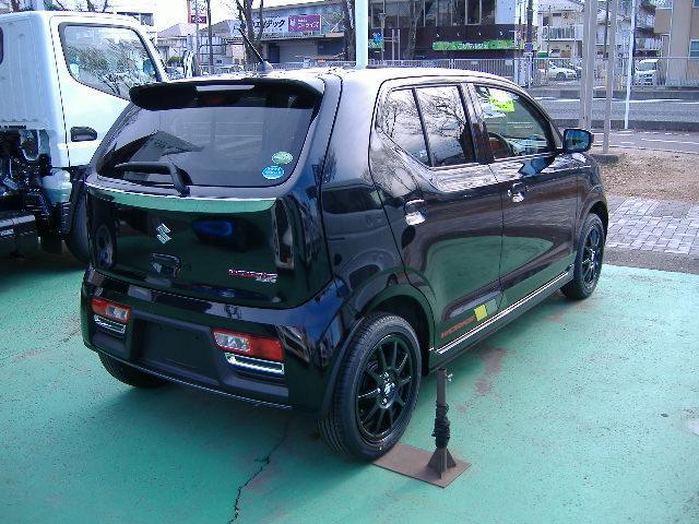 4WD ターボ 届出済未使用車 ワイドナビ フルセグTV(4枚目)