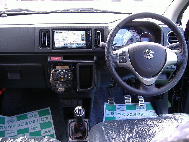 4WD ターボ 届出済未使用車 ワイドナビ フルセグTV(10枚目)