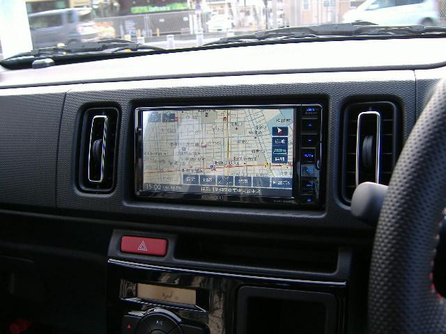 4WD ターボ 届出済未使用車 ワイドナビ フルセグTV(12枚目)