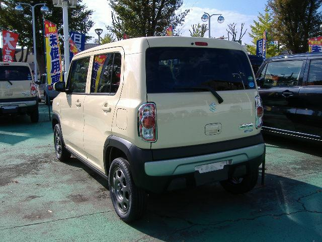 G  届出済未使用車 ワイドナビ・フルセグTV(5枚目)