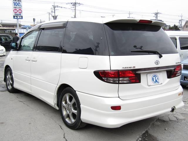 トヨタ エスティマL アエラス-S 両側オートスライド HDDナビ キーレス