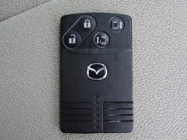 マツダ MPV 23C 両側オートスライド スマートキー ETC