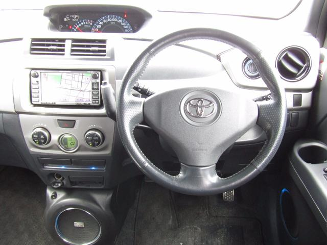 トヨタ bB Z Qバージョン HDDナビ Tチェーン式 ETC