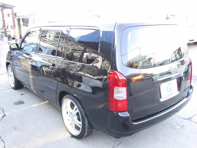 トヨタ プロボックスワゴン F エクストラパッケージ HDDナビ キーレス ローダウン