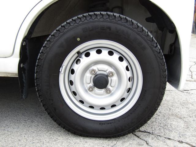 ダイハツ ハイゼットカーゴ スペシャル パートタイム4WD Tチェーン式