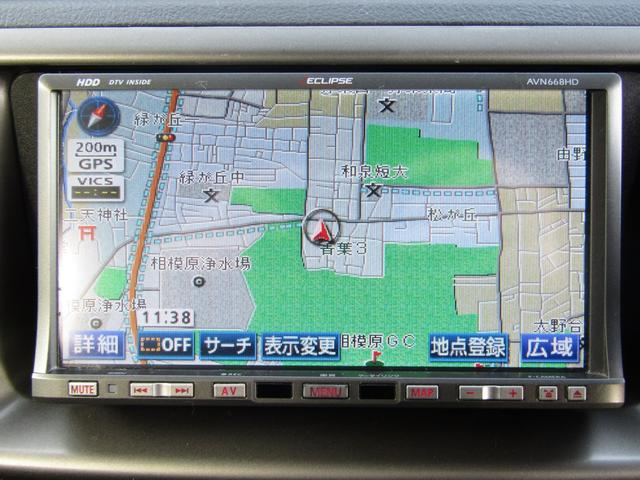 Z エアロパッケージ HDDナビ フルセグTV ワンオーナー(13枚目)