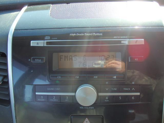 マツダ AZワゴンカスタムスタイル XT ターボ ハイグレードサウンドシステム 保証書
