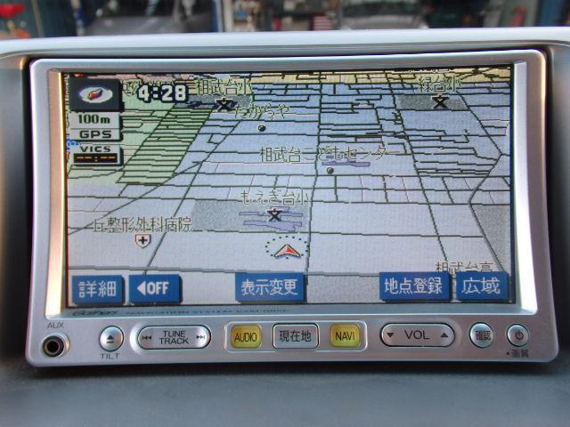 ホンダ モビリオ A ギャザーズSDナビ ワンセグTV ETC 両側スライド