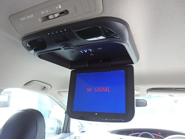 アエラス HDDナビ CD DVD SD MSV フルセグTV フリップダウンモニター 両側Pスライド シートカバー Bカメラ ETC プッシュスタート クルコン HID オートライト GPSレーダー 8人乗り(31枚目)