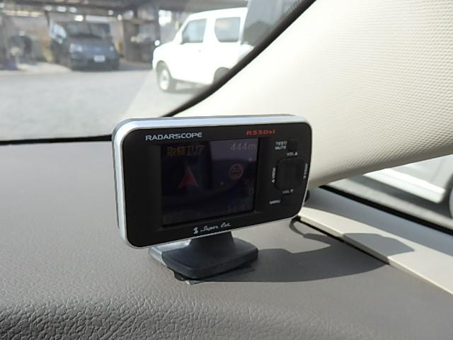 アエラス HDDナビ CD DVD SD MSV フルセグTV フリップダウンモニター 両側Pスライド シートカバー Bカメラ ETC プッシュスタート クルコン HID オートライト GPSレーダー 8人乗り(37枚目)
