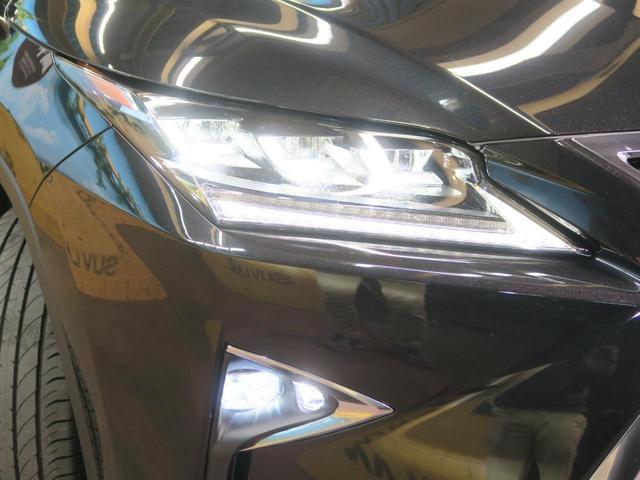 レクサス RX RX450h Fスポーツ サンルーフ 純正ナビ フルセグTV
