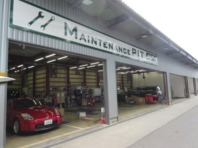 SUV LAND横浜町田店は、「認証工場」ネクステージテクニカルセンター横浜町田を敷地内に併設しております。腕のある整備士、充実した設備により車検整備はもちろん、あらゆる分解整備、修理に対応可能です。