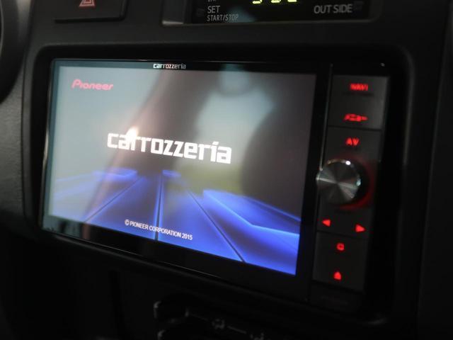 バン 4WD カロッツェリアナビ フルセグTV 純正16AW(3枚目)