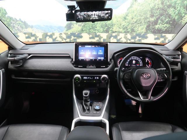 G Zパッケージ 4WD 純正9型ナビ モデリスタエアロ パノラマサンルーフ トヨタセーフティセンス BSM デジタルインナーミラー コーナーセンサー LEDヘッド シートヒーター バックカメラ 1オーナー 禁煙車(2枚目)