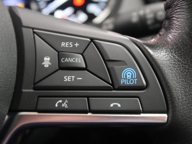 モード・プレミアi 黒革シート 純正9型ナビ プロパイロット 全周囲カメラ LEDヘッド 専用19インチAW シートヒーター パワーバックドア スマートルームミラー BSM クリアランスソナー(5枚目)
