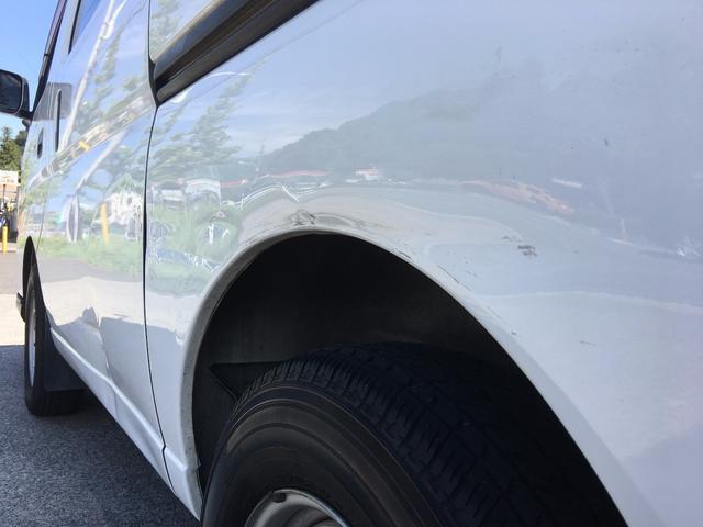 日産 キャラバン 車中泊ベット 4WD 5ドア 電動格納ドアミラー キーレス