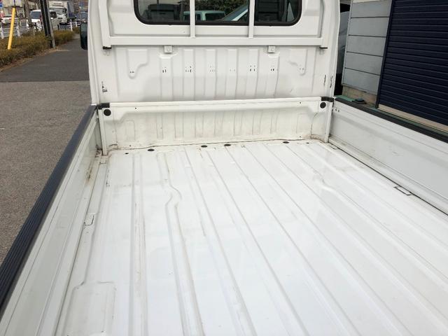 スズキ キャリイトラック 5MT 4WD エアコン