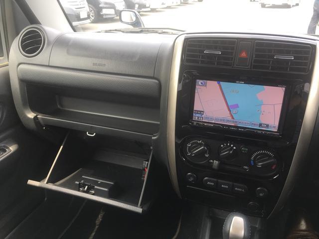 スズキ ジムニー ランドベンチャー 4WD SDナビ 地デジ 1オーナー