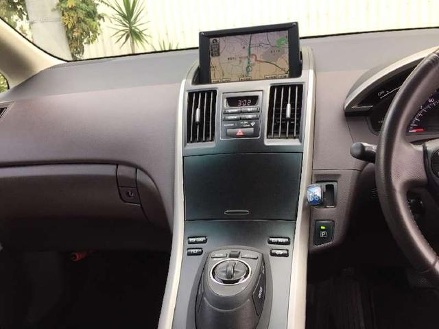 トヨタ SAI G HDDナビDVD地デジ CD LED コーナーセンサー