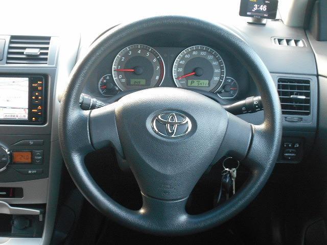 トヨタ カローラフィールダー 1.5X Gエディション TRDオプション HDDナビ