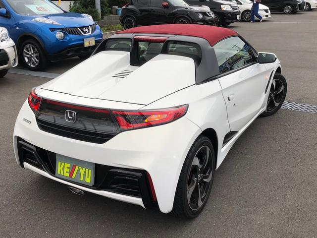 「ホンダ」「S660」「オープンカー」「神奈川県」の中古車5