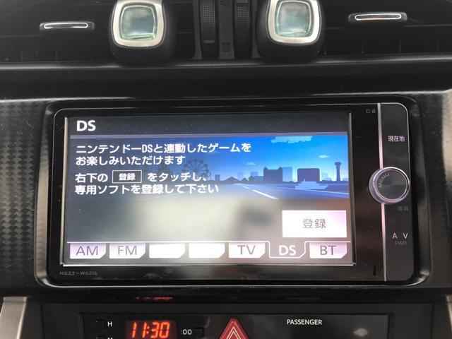 GT 6速MT SDナビETC地デジCDブルートゥースDVD(18枚目)