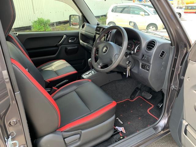 クロスアドベンチャー 特別仕様車 ターボ パートタイム4WD 革調シート SDナビ DVD 地デジ CD USB SD ETC シートヒーター LEDライト ヘットライトレベライザー ツイーター 衝突安全ボディー ABS(9枚目)