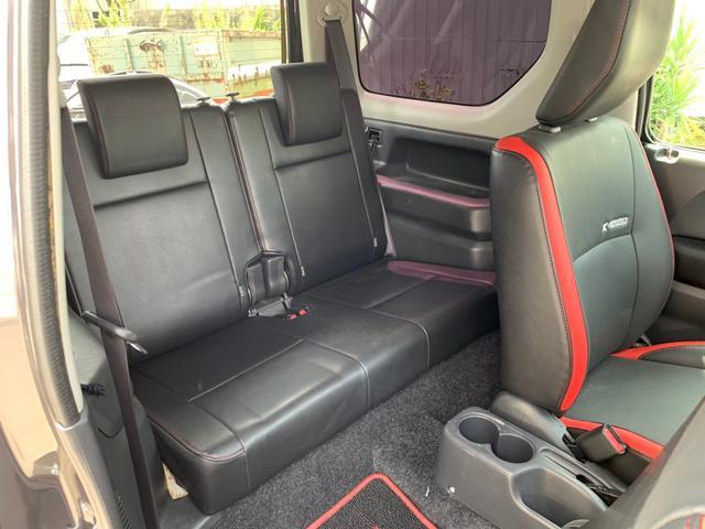 クロスアドベンチャー 特別仕様車 ターボ パートタイム4WD 革調シート SDナビ DVD 地デジ CD USB SD ETC シートヒーター LEDライト ヘットライトレベライザー ツイーター 衝突安全ボディー ABS(11枚目)