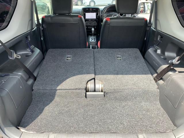 クロスアドベンチャー 特別仕様車 ターボ パートタイム4WD 革調シート SDナビ DVD 地デジ CD USB SD ETC シートヒーター LEDライト ヘットライトレベライザー ツイーター 衝突安全ボディー ABS(16枚目)