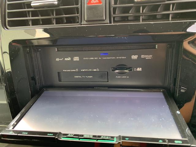 クロスアドベンチャー 特別仕様車 ターボ パートタイム4WD 革調シート SDナビ DVD 地デジ CD USB SD ETC シートヒーター LEDライト ヘットライトレベライザー ツイーター 衝突安全ボディー ABS(26枚目)
