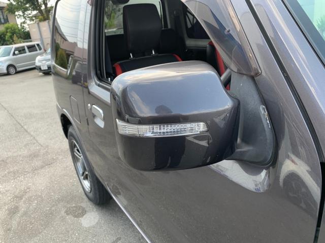 クロスアドベンチャー 特別仕様車 ターボ パートタイム4WD 革調シート SDナビ DVD 地デジ CD USB SD ETC シートヒーター LEDライト ヘットライトレベライザー ツイーター 衝突安全ボディー ABS(36枚目)